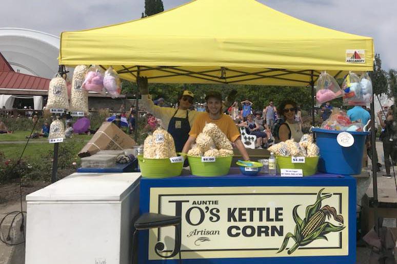 Auntie Jo's Kettle Corn