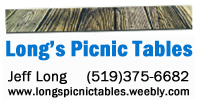 Long's Picnic Table