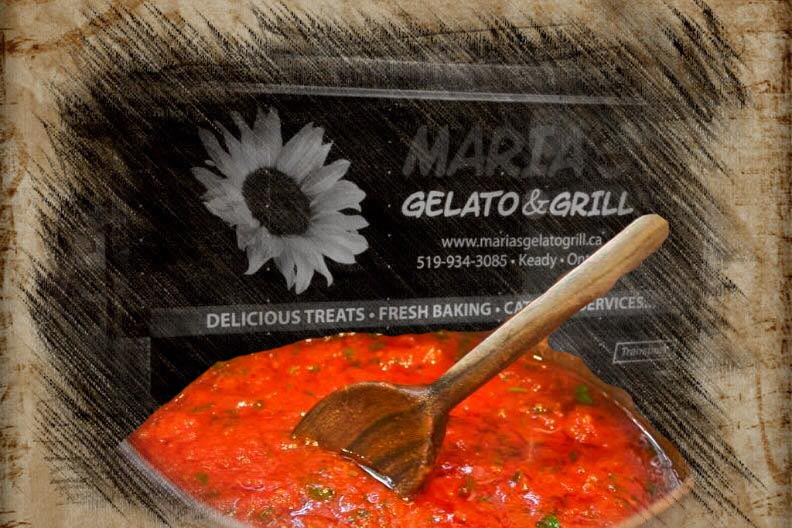 Maria's Gelato & Grill