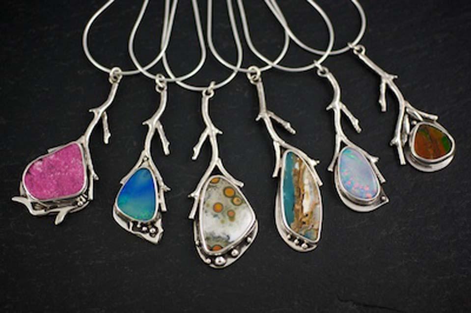 Opal Wing Jewellery