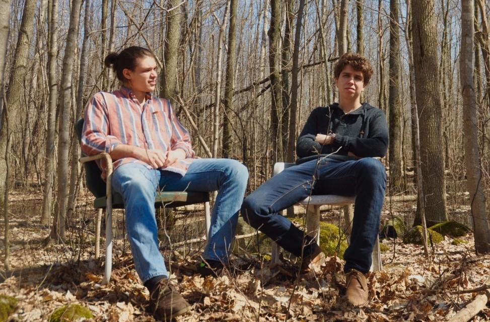 Ben Turcotte & Carter Rolland