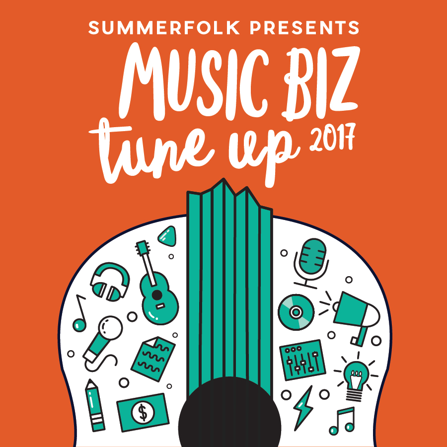 Music Biz Tune Up: Bookings with Andrea Ramolo (and a concert)