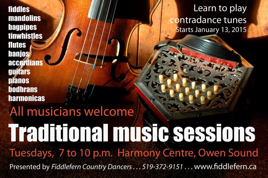 Fiddle Fern Trad Sessions
